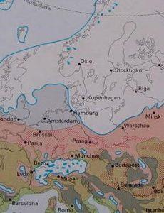 ijstijd europa