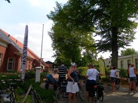 fietstocht roegwold
